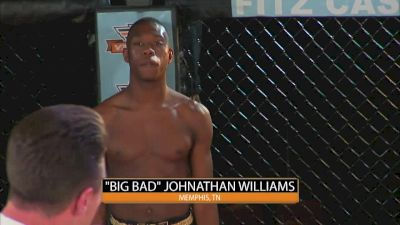 Johnathan Williams vs. Shun Mitchell - V3Fights 71 Replay