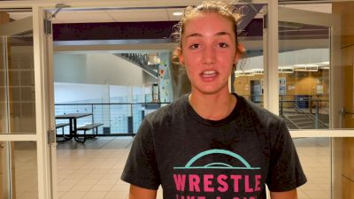 Kiki Connell Used Wrestling To Elevate Her Running Career
