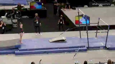Ella Kate Parker - Bars, Cincinnati Gym - 2021 US Championships