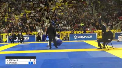 VINICIUS CARVALHO GARCIA vs ESDRAS BARBOSA DA SILVA MENDES 2019 World Jiu-Jitsu IBJJF Championship