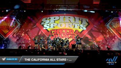 The California All Stars - Livermore - JFAB [2020 L3 Junior - Medium - C Day 2] 2020 Spirit Sports: Duel In The Desert
