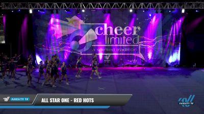 All Star One - Red Hots [2021 L2 - U17] 2021 Cheer Ltd Open Championship: Trenton