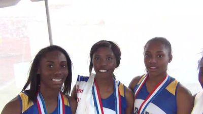 The Waco La Vega 4x2 say goodbye to the seniors with a state title and a season's best
