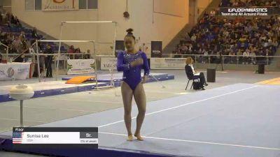 Sunisa Lee - Floor, USA - 2019 City of Jesolo Trophy