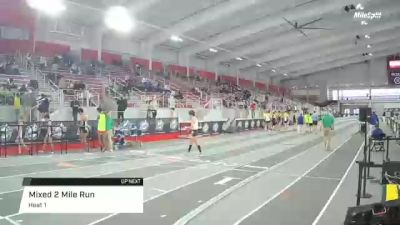 Professional Mixed 2 Mile