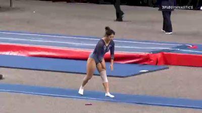 Hally Piontek - Double Mini Trampoline, Kansas City T C - 2021 USA Gymnastics Championships