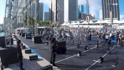WZA 2018 Intermediate Indy Assualt Fitness Triplet