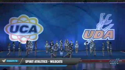Spirit Athletics - WildCats [2020 L4 Senior Coed Day 2] 2020 UCA Smoky Mountain Championship