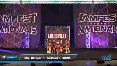 GymTyme South - Crimson Strikers [2021 L1 Youth - Small Day 2] 2021 JAMfest: Louisville Championship