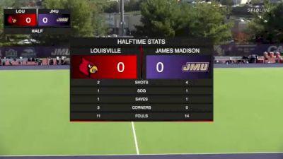 Replay: Louisville vs James Madison | Oct 24 @ 12 PM