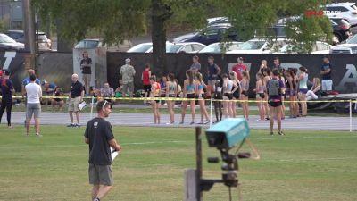 Elite Women's 3k Steeplechase
