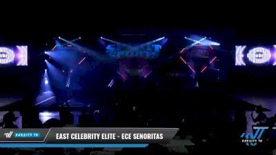 East Celebrity Elite - ECE Senoritas [2021 L2 Senior Day 2] 2021 Spirit Sports: Battle at the Beach