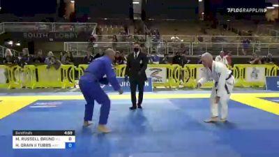 MARK RUSSELL BRUNO vs HERBERT ORAIN II TUBBS 2021 Pan Jiu-Jitsu IBJJF Championship