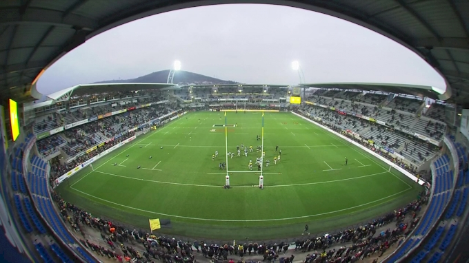French Top 14 Clermont v. La Rochelle