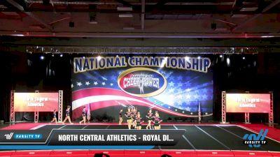North Central Athletics - Royal Divas [2021 L6 Junior Day 1] 2021 ACP: Midwest World Bid National Championship
