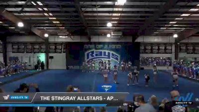 The Stingray Allstars - Marietta - Apple [2020 L6 Senior Small Open] 2020 The Stingray Allstars Gym Jam