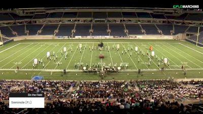 Seminole (FL) at Bands of America Orlando Regional Championship, presented by Yamaha