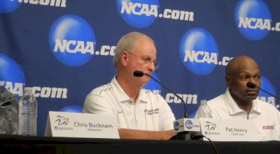 Pat Henry and A&M are only worrying about what they can control at NCAA's