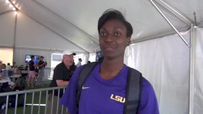 Kimberlyn Duncan three big races but wants 100m title at NCAA Outdoors 2013