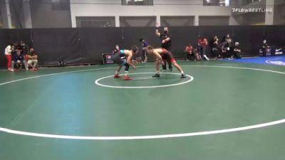 61 kg Prelims - Julian Chlebove, Arizona vs David Medina, Tennessee