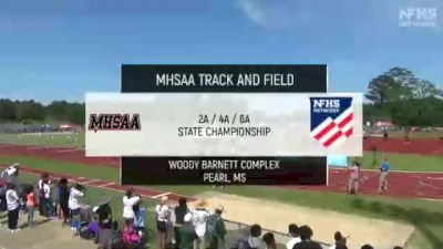 Full Replay: MHSAA 2A-4A-6A T&F Champs - May 1