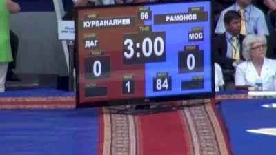 66KG Finals: Kurbanaliev Wins Russian Nationals