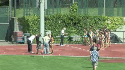2013 Harry Jerome Meet - 1500m - Hamblin