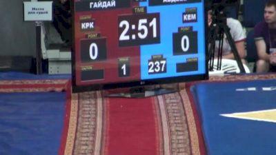 96 lbs round1 Mikhail Gayday vs. Ivan Avdeev