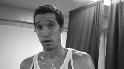 Ryan Hill's Last Workout Before Heusden
