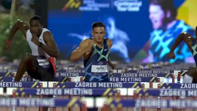 Men's 110m Hurdles - Devon Allen Joins Sub 13 Club