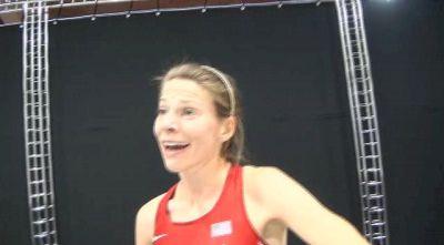 Shalaya Kipp Just Misses steeple final at Moscow World Champs 2013