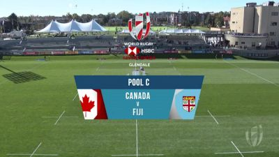 Canada vs Fiji Pool C | 2018 HSBC Women's 7s Colorado
