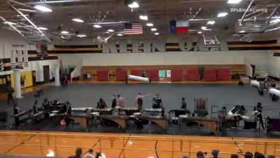 George Ranch HS at 2021 TCGC Percussion Finale - East