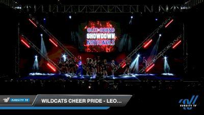 Wildcats Cheer Pride - Leopards [2020 L2 Junior - Small - B Day 1] 2020 GLCC: The Showdown Grand Nationals