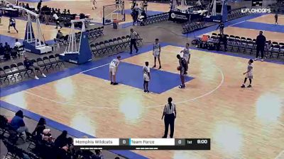 Team Force vs. Memphis Wildcats - Court 1