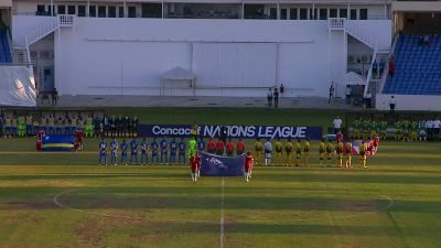 CNLQ: Antigua and Barbuda vs Curacao - CNLQ: Antigua and Barbuda vs Curacao