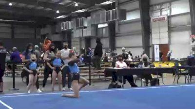 Oaklie Deputy - Floor, Olympus Gymnastics - 2021 Region 1 Women's Championships