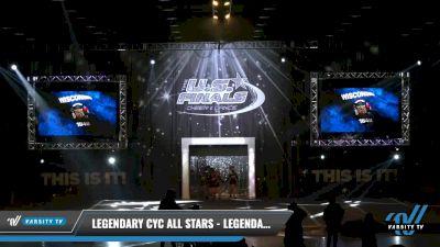 Legendary CYC All Stars - Legendary CYC Rage [2021 L1 Mini - Novice Day 1] 2021 The U.S. Finals: Louisville