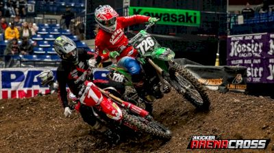 Full Replay | Kicker AMA Arenacross Pro Session at Amarillo 3/6/21
