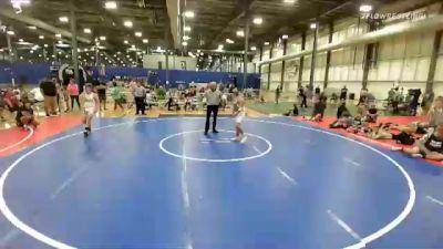 125 lbs Rr Rnd 2 - Tyler Nolan, Xtreme Training vs Drake Blasi, Missouri Outlaws
