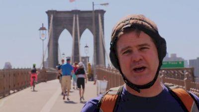 Bridging on the Brooklyn Bridge