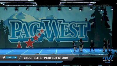 Vault Elite - Perfect Storm [2020 L2 Senior - D2 - Small - A Day 1] 2020 PacWest