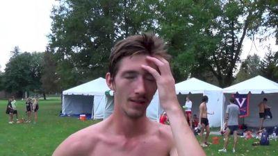 John Simons surprises himself with fourth place finish