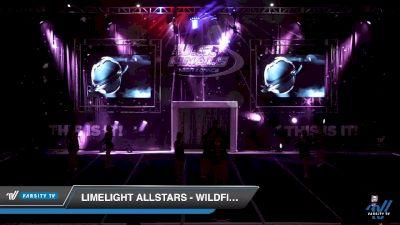 Limelight Allstars - Wildfire [2019 Senior Coed 4 Day 2] 2019 US Finals Las Vegas