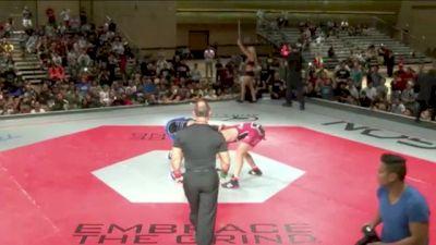 195 lbs match Ben Askren vs. Quentin Wright