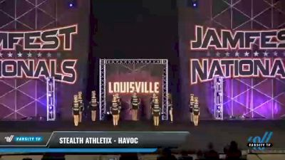 Stealth Athletix - Havoc [2021 L2 Youth - D2 - Small Day 1] 2021 JAMfest: Louisville Championship