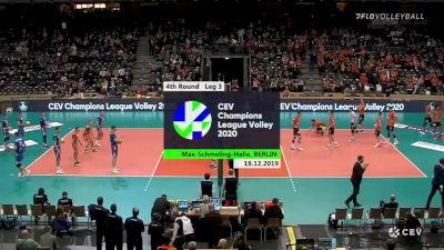 Full Replay - Berlin Recycling Volleys vs Kemerovo