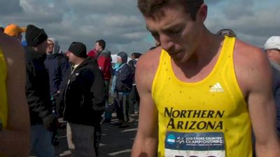 Matt McElroy and Brian Schrader says no one picks them at NCAA XC Champs 2013