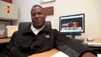 Kevin Jackson recalls Flo's start