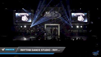 Rhythm Dance Studio - Rhythm Extreme [2019 Senior Hip Hop Day 2] 2019 US Finals Louisville